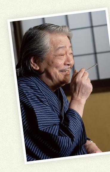 筒井 康隆 喫煙